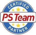PS team logo